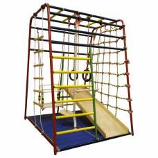 Детский спортивный комплекс Вертикаль «Весёлый малыш» NEXT Вертикаль