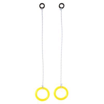 Гимнастические кольца, желтые