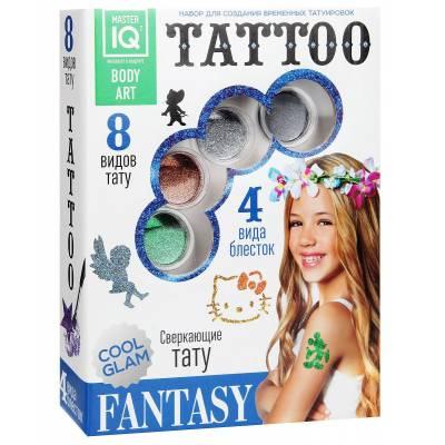 Набор для создания временных татуировок Fantasy Каррас