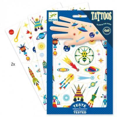 Детские татуировки