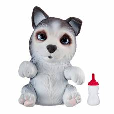 Интерактивный сквиши-щенок OMG Pets - Хаски Moose