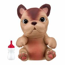 Интерактивный сквиши-щенок Little Live OMG Pets - Французский бульдог Moose