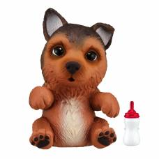 Интерактивный сквиши-щенок Little Live OMG Pets - Немецкая овчарка Moose