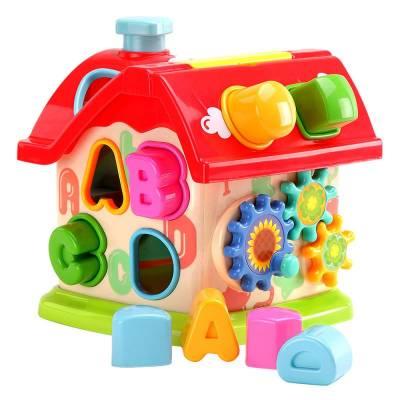 Развивающая игрушка-сортер