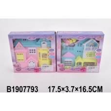 Домик для кукол в ассортименте Shantou Gepai