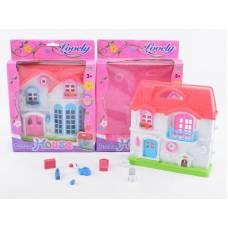 Дом для кукол Dream House с аксессуарами