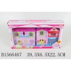 Домик для кукол Dream House (звук, свет) Shantou