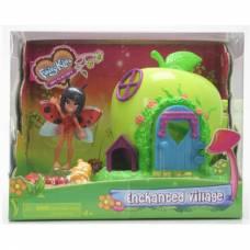 Игровой набор Fairy Kids - Фея Ла-ди и яблочный домик Lanard