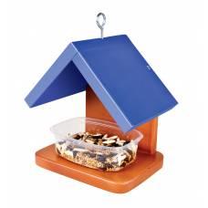 Кормушка для птиц своими руками (синяя крыша) Десятое Королевство