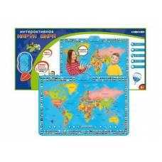 Карта мира интерактивная (обновленная версия) ZanZoon