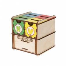 Комодик-куб Животные Woodland (Сибирский сувенир)