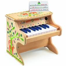 Детское электронное пианино Animambo (звук) Djeco