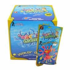 Набор водяных бомбочек Water Game, 36 пакетиков по 100 шт. YG Sport