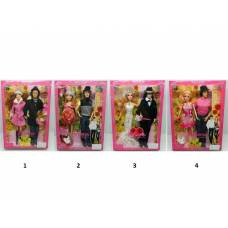 Набор кукол Ardana - Семья, 2 шт. Shantou