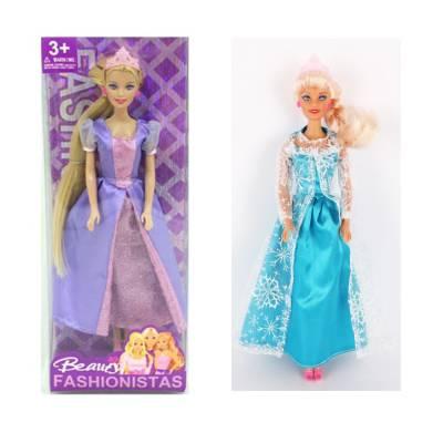Kукла Beauty Fashion с короной, 28 см