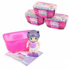 Baby Secrets, коллекционная куколка в ванной, серии Itzy Glitzy, 12 шт. в ассортименте + 1 редкий, 18 шт. в дисплее. ЦЕНА ЗА ШТУКУ! ОТГРУЖАЕМ ДИСПЛЕЯМ ABtoys