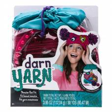 Набор для вязания Darn Yarn - Шапочка-монстрик Fashion Angels