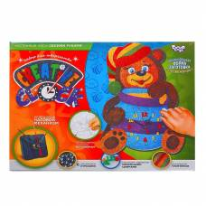 Набор для творчества Creative clock - Медвежонок, средний Данко Тойс / Danko Toys