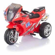 Электромобиль-трицикл Super Sport, красный Jetem