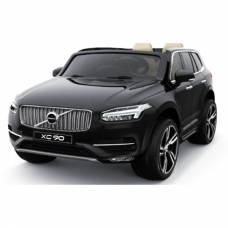 Электромобиль р/у Volvo (свет, звук), черный DAKE