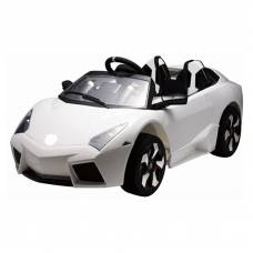 Электромобиль р/у Lambo (на аккум., свет, звук), белый Shenzhen Toys