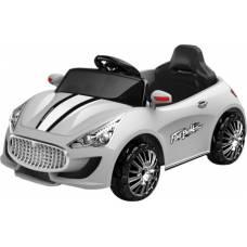 Электромобиль на р/у Fire Ball (на аккум.), белый Kids Cars