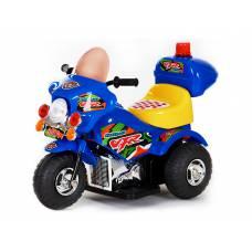 Электромобиль-трицикл VFR, синий Shantou