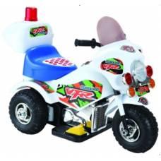 Электромобиль-трицикл VFR, белый Shantou