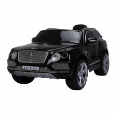 Электромобиль р/у Bentley Bentayga (на аккум., свет, звук), черный Shenzhen Toys