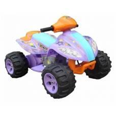 Квадроцикл (на аккум.), фиолетовый Shantou