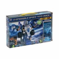 Конструктор «Космический робот», работает от батареек, 227 деталей Sima-Land