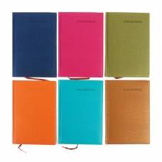 Ежедневник недатированный, формат А5, 140 листов в клетку, обложка ПВХ, «Рептилия» Yalong