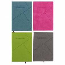 Ежедневник недатированный, формат А5, 120 листов в клетку, обложка ПВХ, с хлястиком, «Лайт Оригинал» Yalong