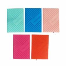 Ежедневник недатированный, формат А5, 140 листов в клетку, обложка ПВХ, «Стиль» Yalong