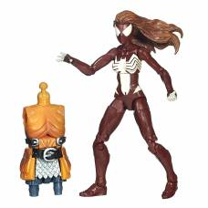 Фигурка Marvel Legends - Spider Woman, 15 см Hasbro