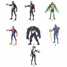 Фигурка Spider-Man с аксессуаром, 15 см Hasbro