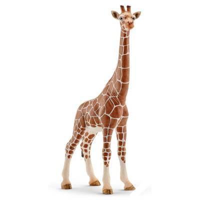 Фигурка Wild Life - Жираф, высота 17.2 см Schleich