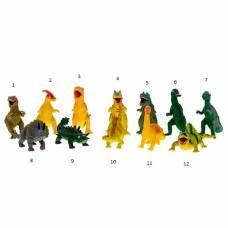Резиновая фигурка динозавра Megasaurs, малая HGL