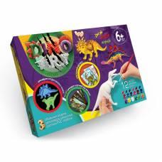 Набор для творчества Dino Art, номер 1 Данко Тойс / Danko Toys