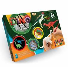 Набор для творчества Dino Art - Набор №3 Данко Тойс / Danko Toys
