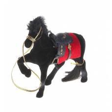 Флокированная лошадка Play Smart