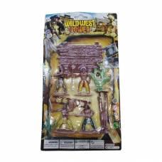 Игровой набор Wild West Power с аксессуарами Shantou