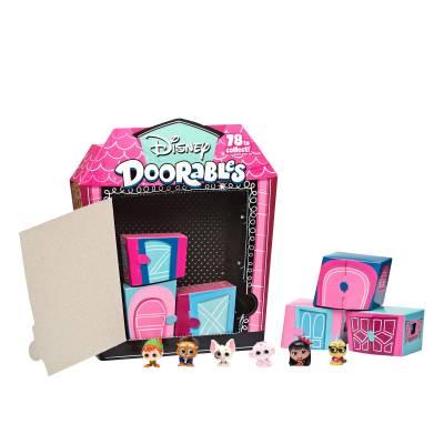 Игровой набор Disney Doorables, 5+ фигурок Moose