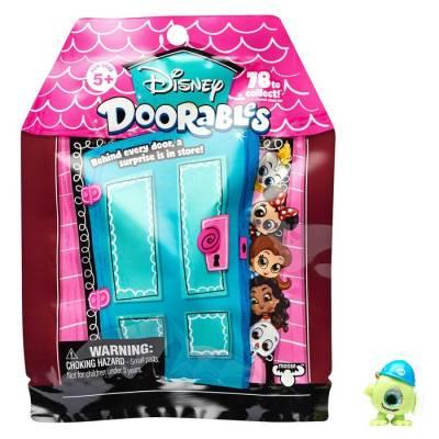 Фигурка сюрприз Disney Doorables с 1 фигуркой Moose Mountain Toymakers