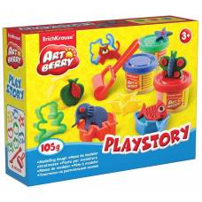Набор для лепки Artberry - Playstory, 13 предметов Erich Krause