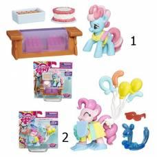 Коллекционная фигурка My Little Pony - День рождения Пинки Пай Hasbro