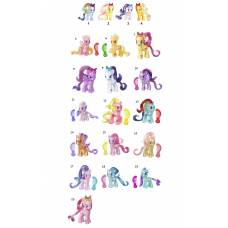 Фигурка пони My Little Pony (обновленная коллекция 2016) Hasbro