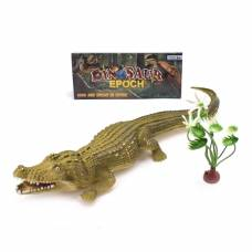 Крокодил из мягкой резины Наша игрушка