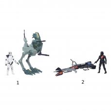 Космический корабль Звездных войн с фигуркой (Класс I), 9.5 см Hasbro