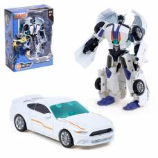 Робот-трансформер «Автобот», металлический Jia Qi